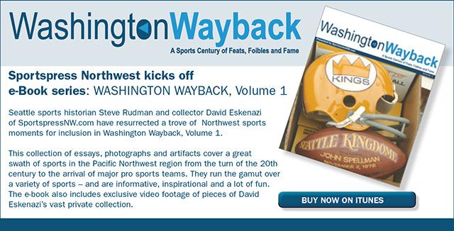 Washington Wayback, Volume 1